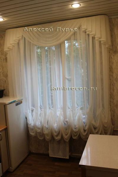 2(1) шторы ламбрекены фото