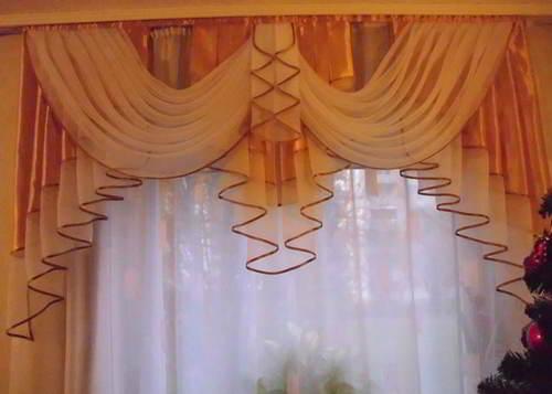 Шитье штор для кухни видео 169