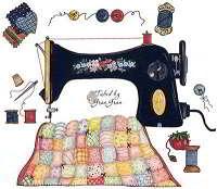 швейная машинка для штор