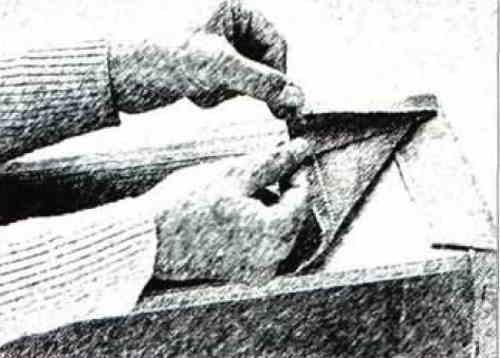 как сделать жесткий ламбрекен