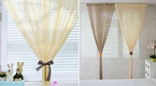 как сшить шторы