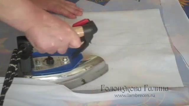 секрет изготовления жестких ламбрекенов