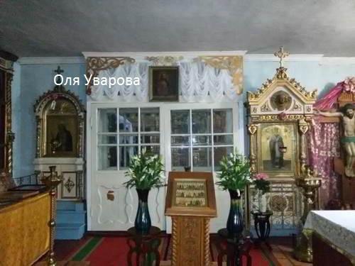 шторы в храм