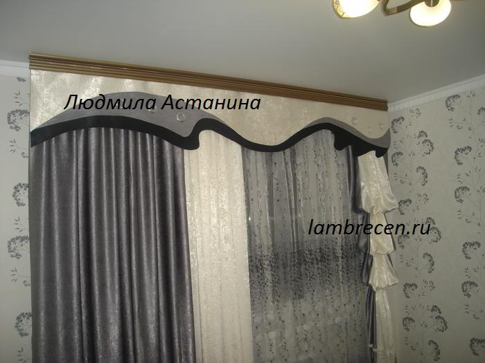 ламбрекены фото-3