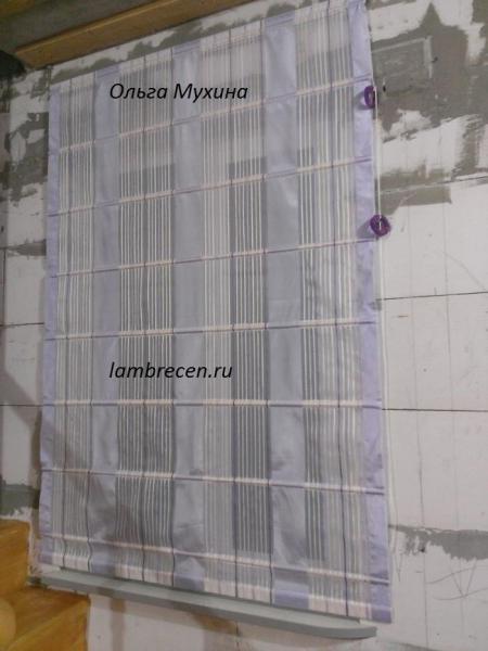 римская штора фото-1