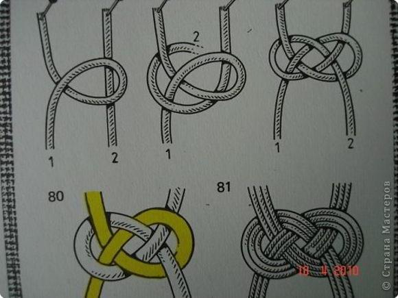 14 узор из веревки жозефина