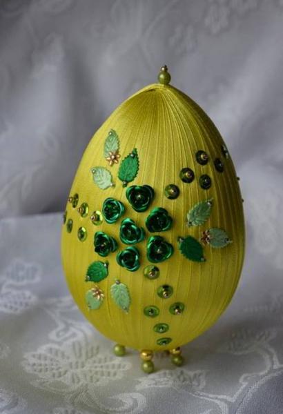 пасхальные яйца своими руками фото мастер класс