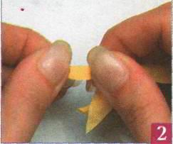 ручная формовка для деталей цветов из ткани