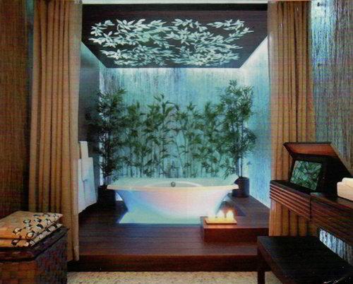 шторы для ванны фото