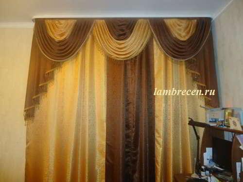 ламбрекены фото