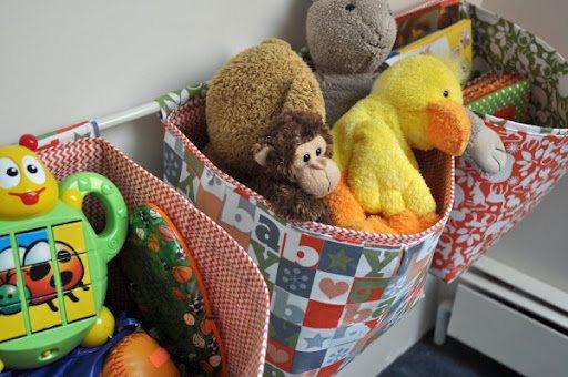 Домашний текстиль-украшаем помещения.Подвесные сумки.