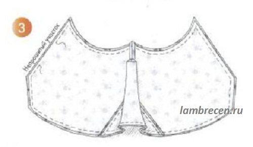 ламбрекены выкройки