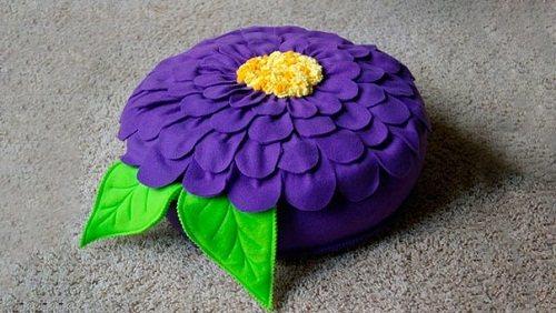 подушки-пуфики