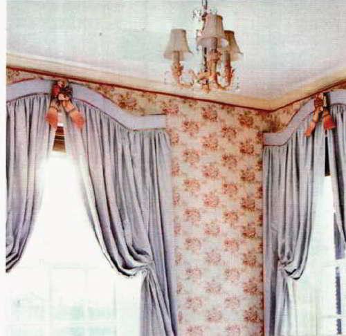 шторы для арки