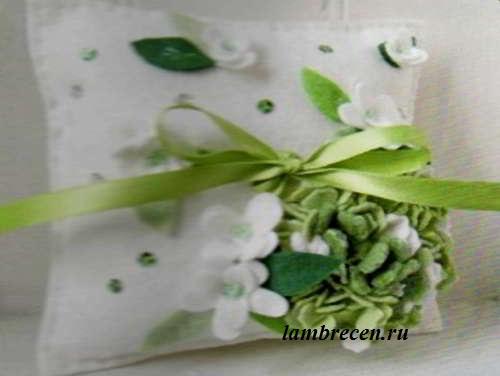 Домашний текстиль своими руками,фото.