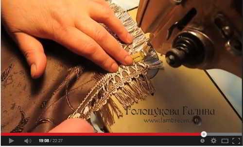 как сшить скатерть своими рукаи