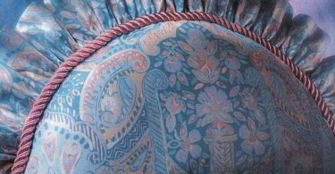 как сшить декоративную подушку