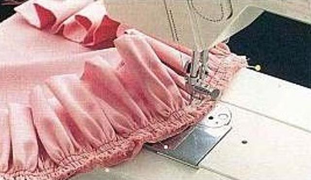 Как сшить декоративную подушку - полусолнце