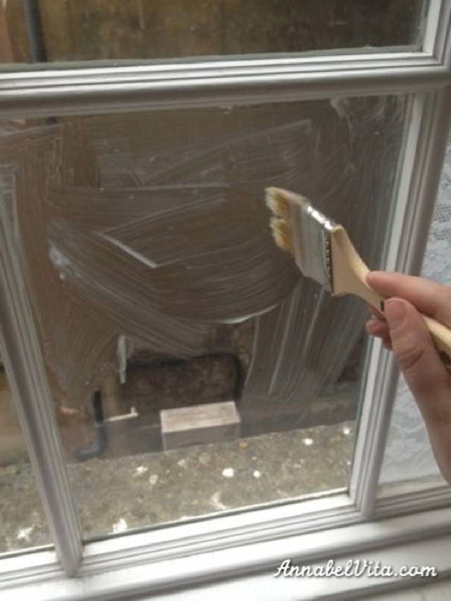 Красивый и легкий способ защитить ваши окна от любопытных взглядов!