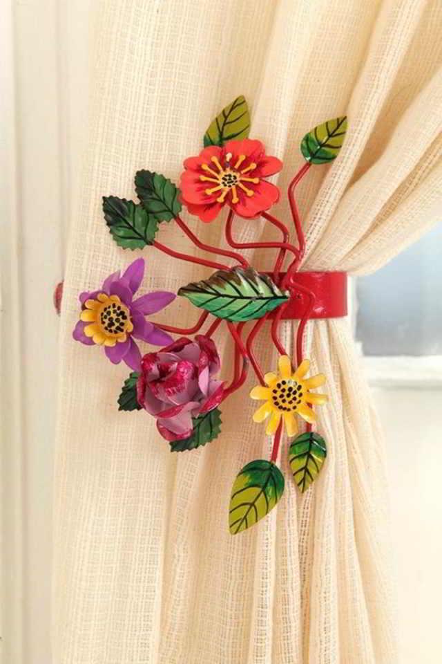 Способы украшений для штор и основные швы для них — мастер классы.